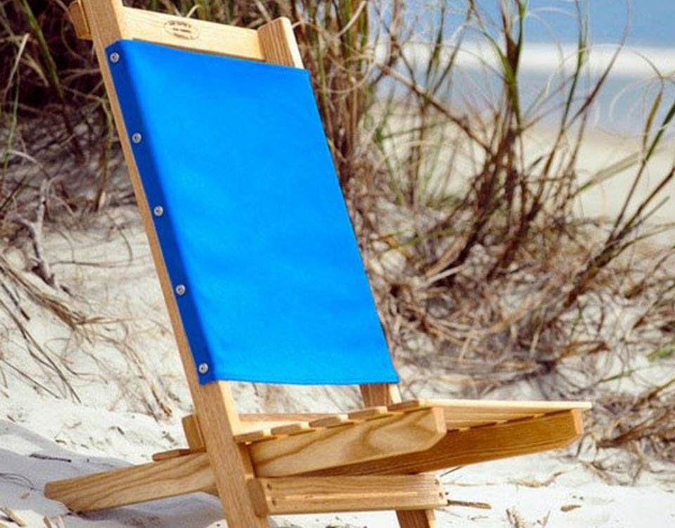 Beach Chair Featured
